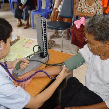 ข้อเสนอเชิงนโยบายเพื่อธำรงแพทย์ไว้ในชนบทโดยใช้แรงจูงใจที่ไม่ใช่เงิน