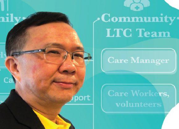 นพ.ศุภกิจ ศิริลักษณ์ ผู้อยู่เบื้องหลังนโยบาย LTC