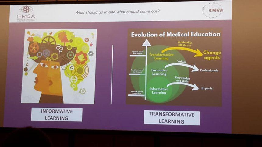 """""""เปลี่ยนคนไข้ให้เป็นครู"""" แนวคิดใหม่แพทยศาสตร์ศึกษาโลก"""