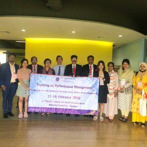 บังคลาเทศศึกษาการบริหารจัดการกำลังคนด้านสุขภาพในไทย