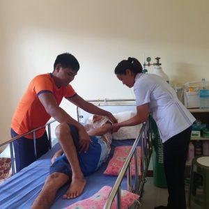 แผนปฏิรูประบบสุขภาพใหม่ ตั้งเป้าหมายสร้างนักบริบาลดูแลผู้สูงอายุ 70,000 คน
