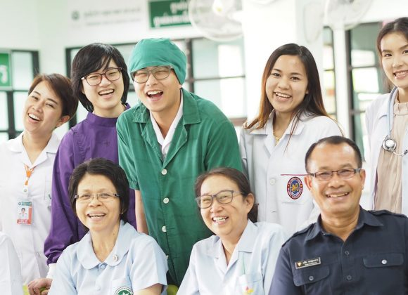 ตัวชี้วัดหลักกำลังคนด้านสุขภาพของประเทศไทย