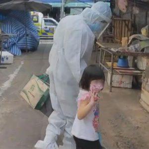 8 เดือน เด็กไทยติดเชื้อโควิด – 19 เกินแสนคน